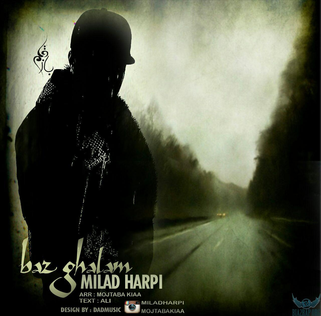 Milad Harpi - Baz Ghalam