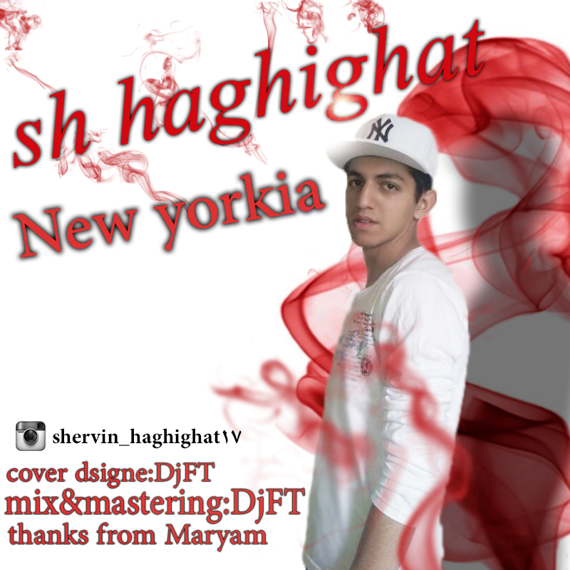 Shervin Haghighat - New Yorki