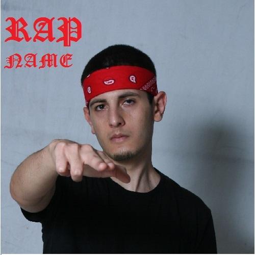 Rap Name - Man